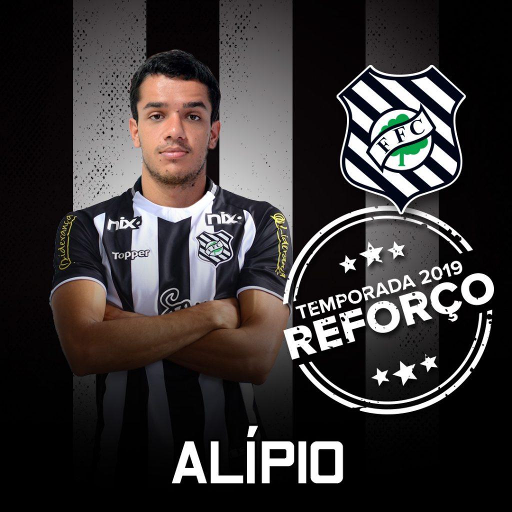 69ff33155afce Meia-atacante Alípio reforça o Figueirense para 2019